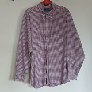 Pendleton Plaid Metro Dress Shirt